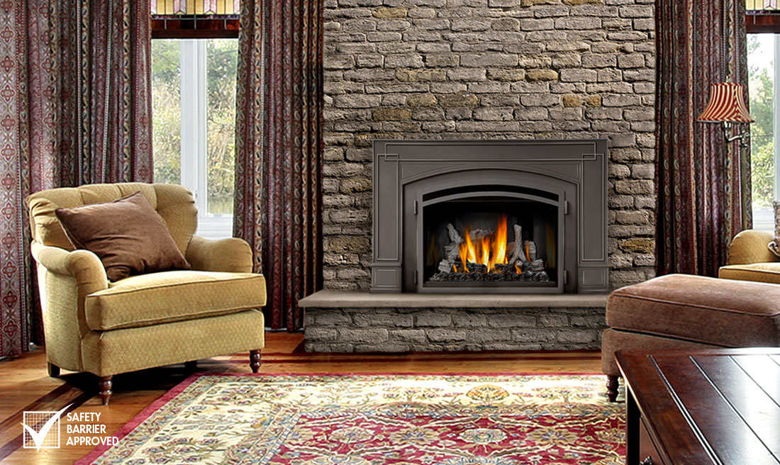 Best natural gas fireplace