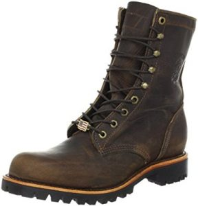 good quality logger boots