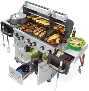 natural gas grill accessories
